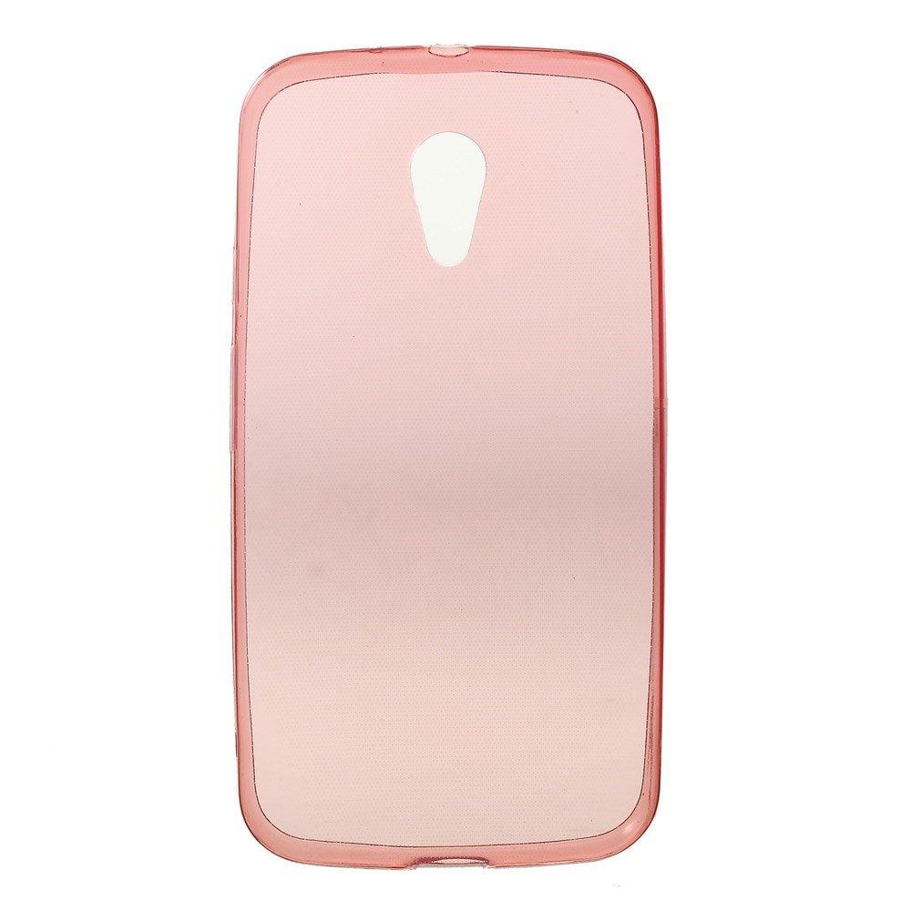 Billede af Motorola Moto G2 inCover TPU Cover - Rød