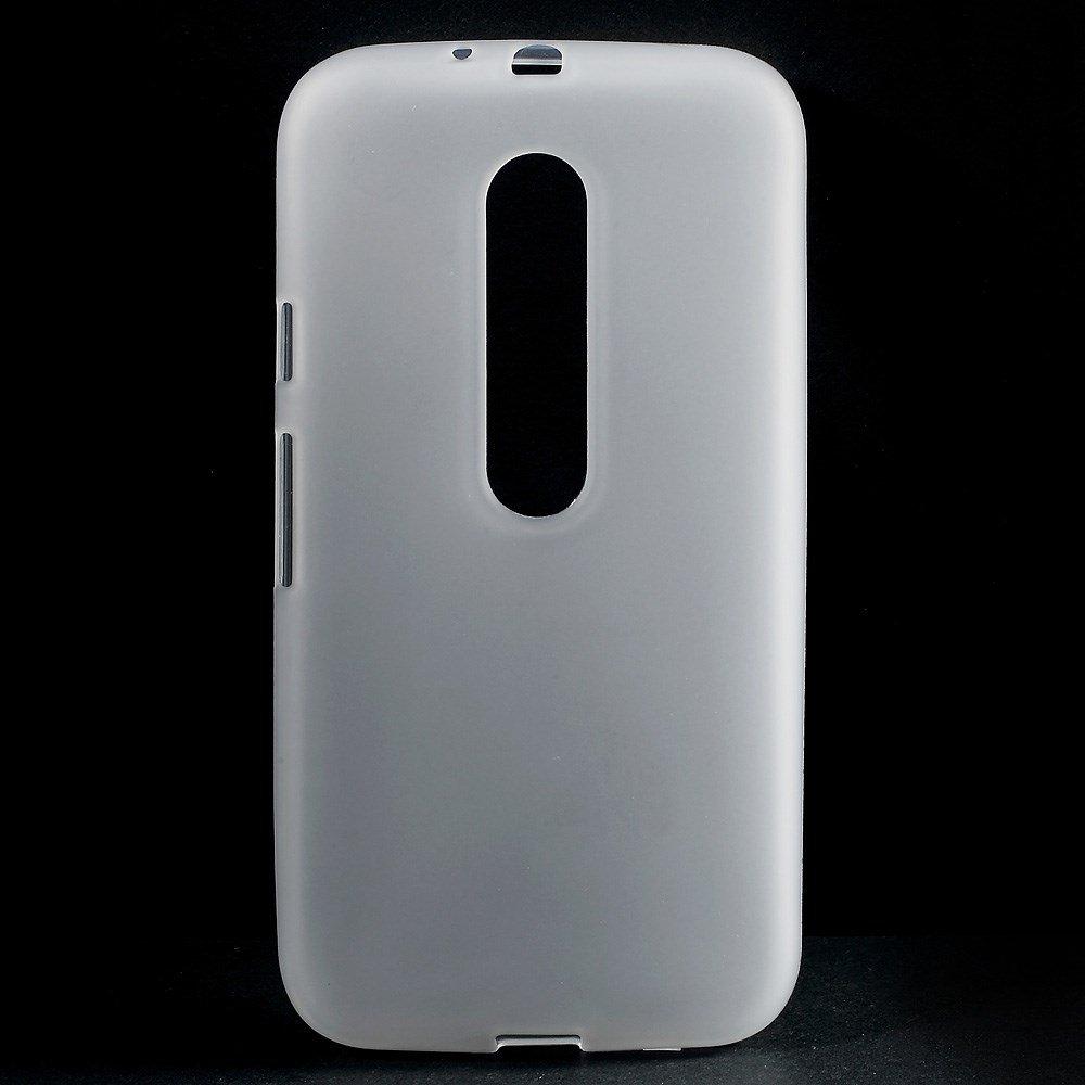 Image of Motorola Moto G (3rd Gen) inCover TPU Cover - Gennemsigtig