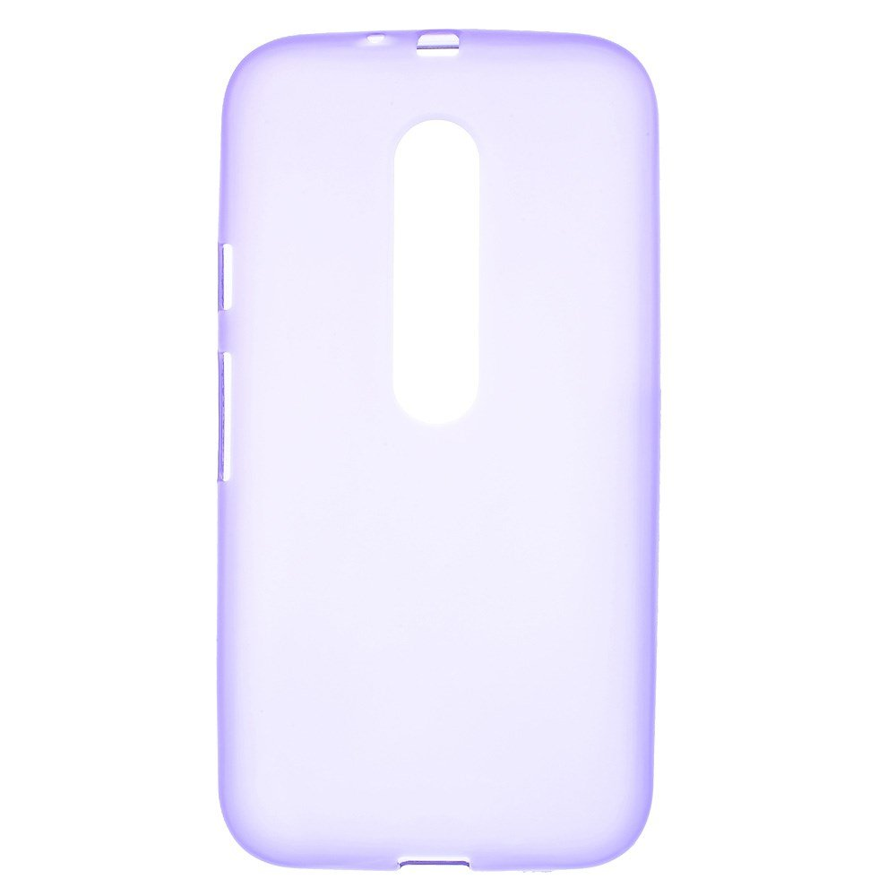 Image of Motorola Moto G (3rd Gen) inCover TPU Cover - Lilla