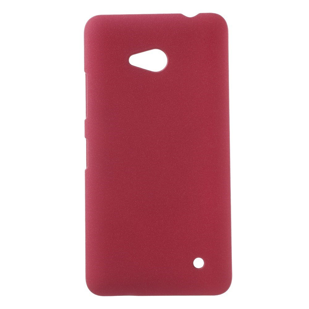 Image of Microsoft Lumia 640 inCover Plastik Cover - Rød