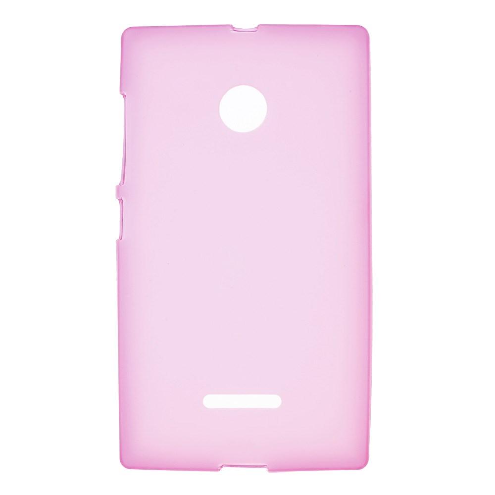 Microsoft Lumia 532 inCover TPU Cover - Pink