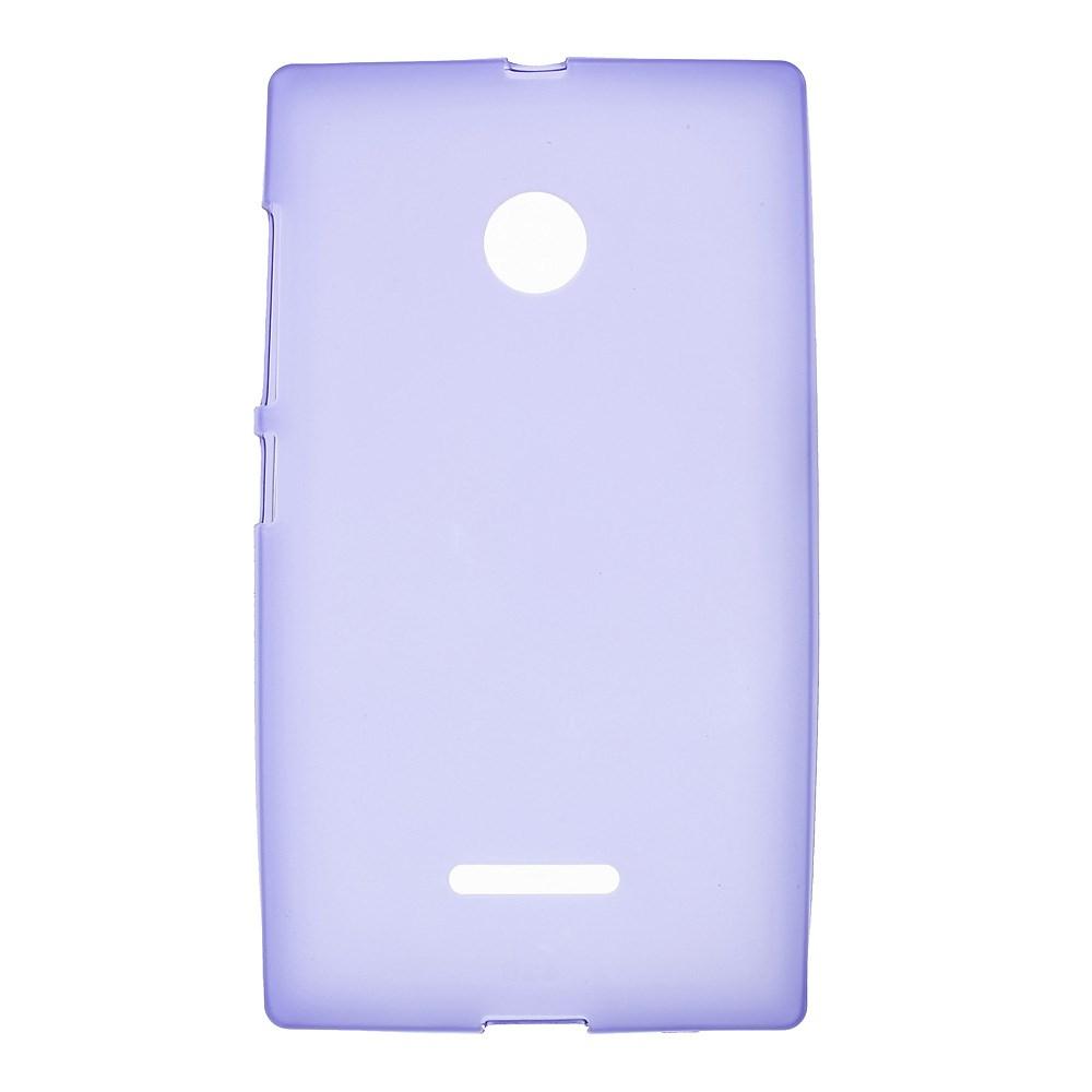 Microsoft Lumia 532 inCover TPU Cover - Lilla