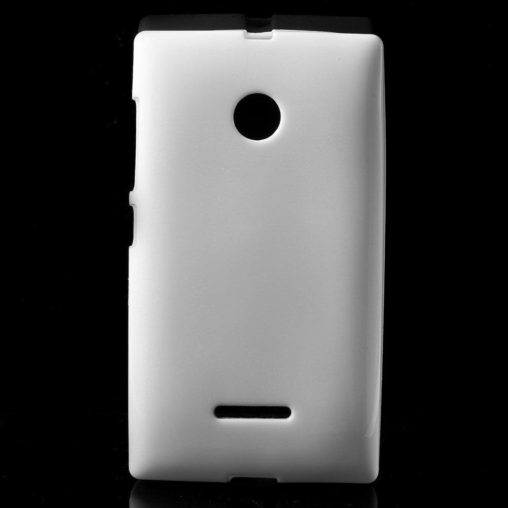Microsoft Lumia 532 inCover TPU Cover - Hvid