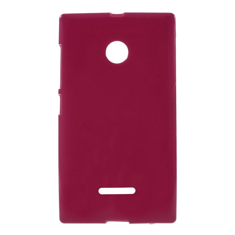 Microsoft Lumia 532 inCover TPU Cover - Rød