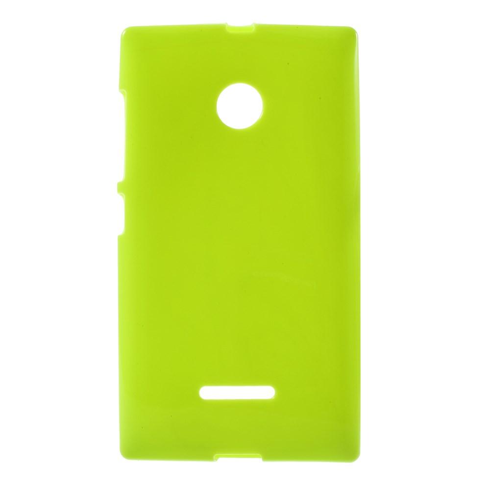 Image of Microsoft Lumia 532 inCover TPU Cover - Grøn