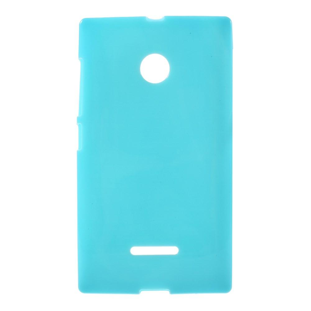 Image of Microsoft Lumia 532 inCover TPU Cover - Blå