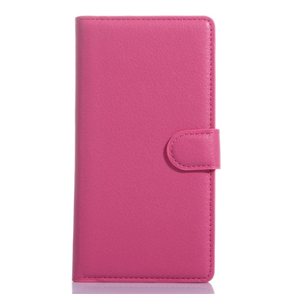 OnePlus One Smart Flip Cover - Pink