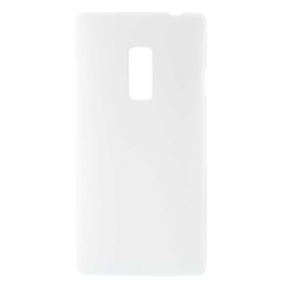OnePlus 2 InCover Plastik Cover - Hvid