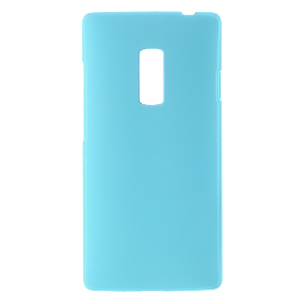 OnePlus 2 InCover Plastik Cover - Lys blå