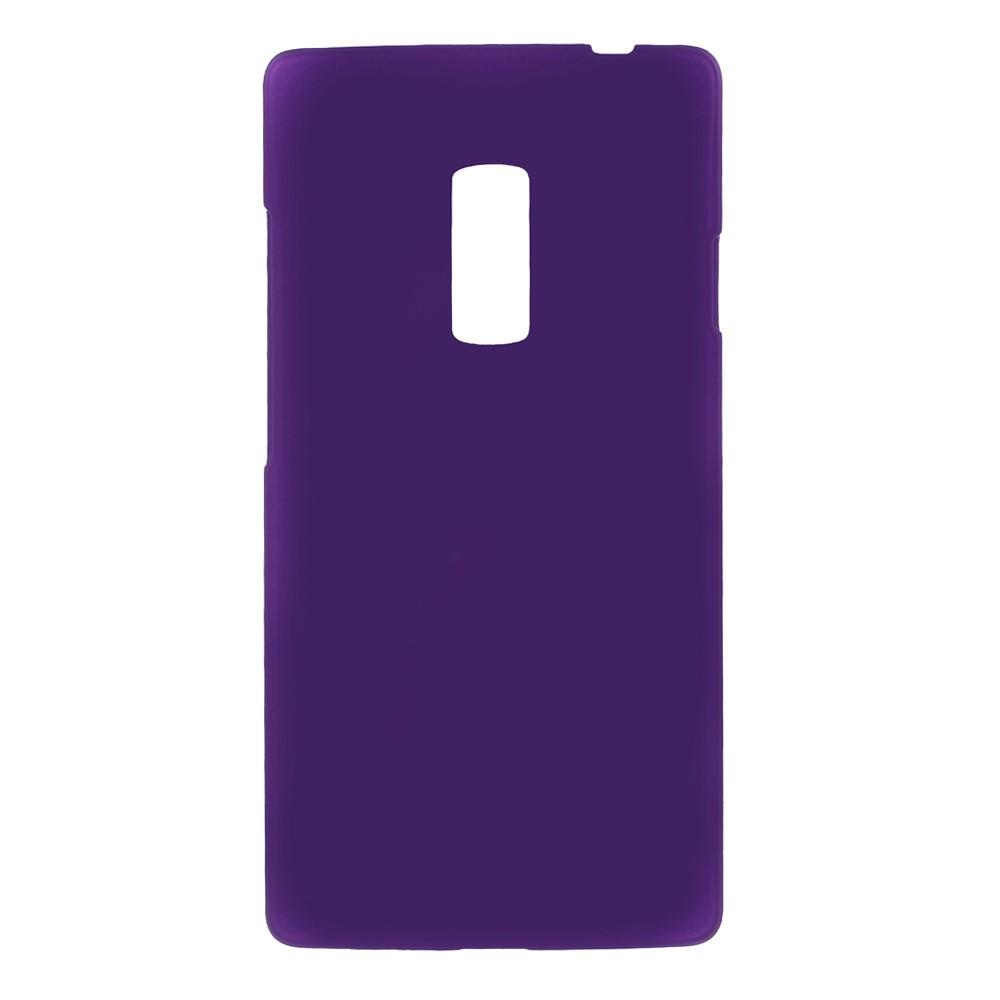 OnePlus 2 InCover Plastik Cover - Lilla