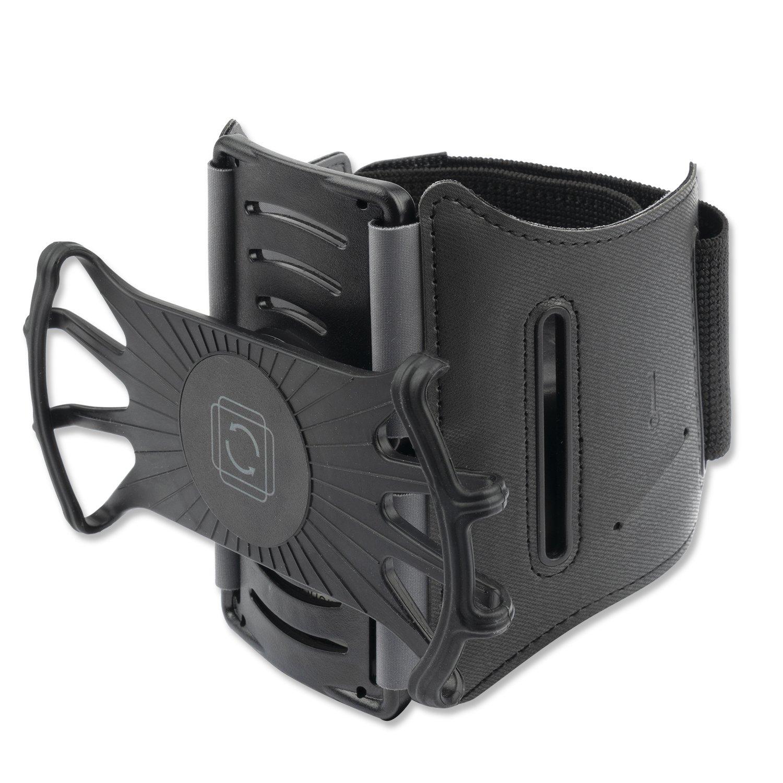 Image of   4smarts ATHLETE PRO Universal Sports Armbånd til Overarmen - Sort