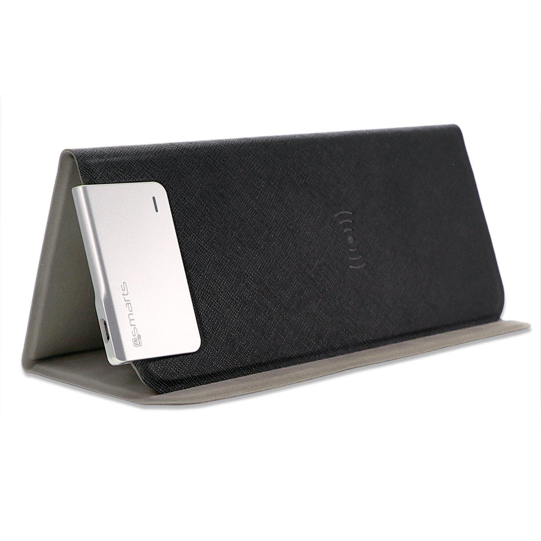 Billede af 4smarts Foldable Wireless Charger - Trådløs Oplader - 10W - Sort