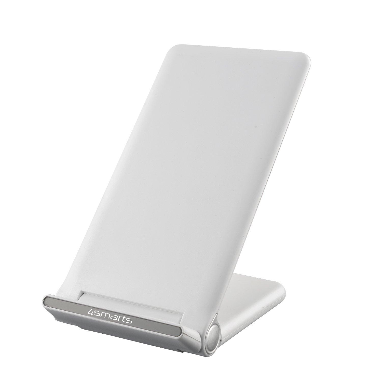 Billede af 4smarts Voltbeam Fold 15W Fast Charger Trådløs Oplader - Hvid
