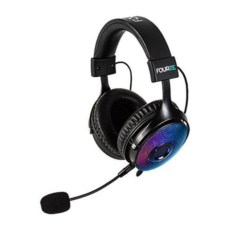 Billede af Fourze GH350 Gaming headset m. 7.1 Surround - Over-ear - Sort