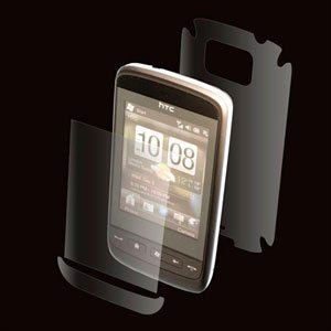 Image of   HTC Touch 2 invisible SHIELD MAXIMUM beskyttelse