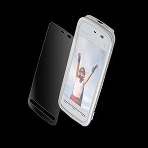 Billede af Nokia 5230 invisible SHIELD skærmbeskyttelse