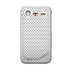 Image of HTC Incredible S Hard Air cover fra Katinkas - hvid