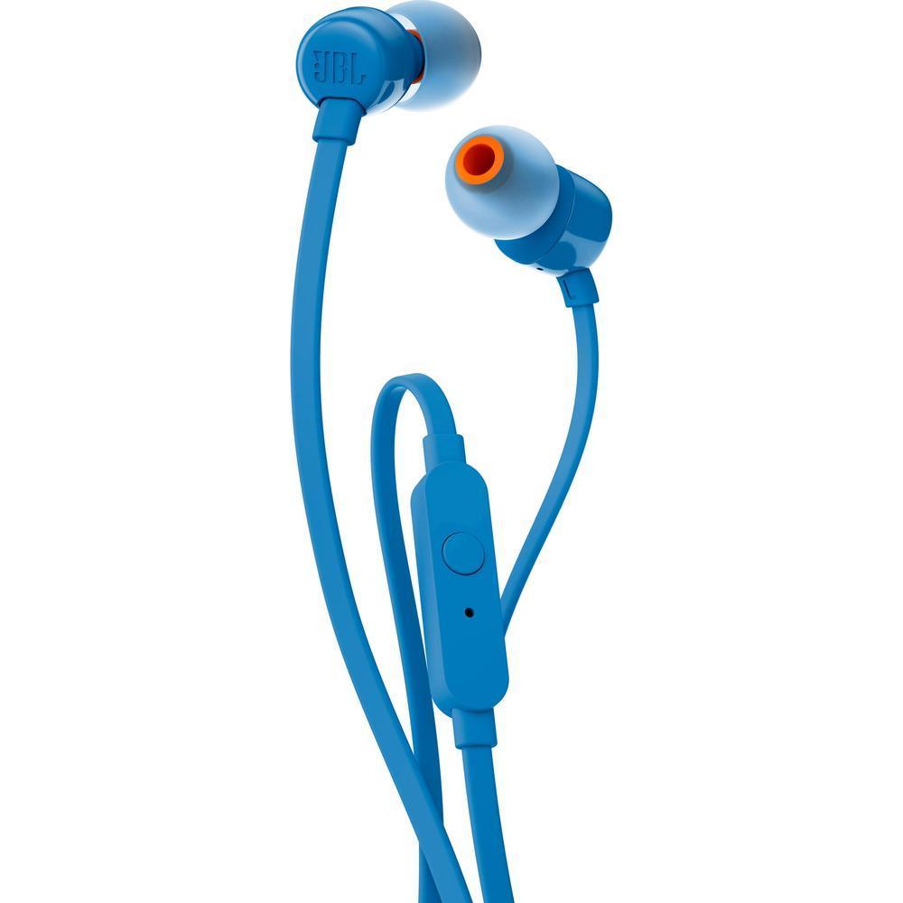 Billede af JBL by Harman TUNE 110 - In-ear Høretelefoner - Blå