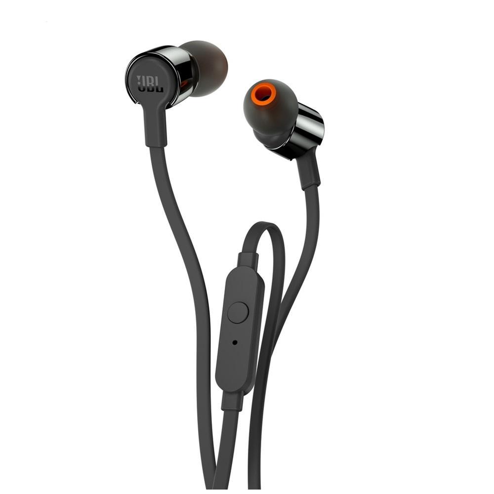 Billede af JBL T210 In-Ear Hovedtelefoner - Sort