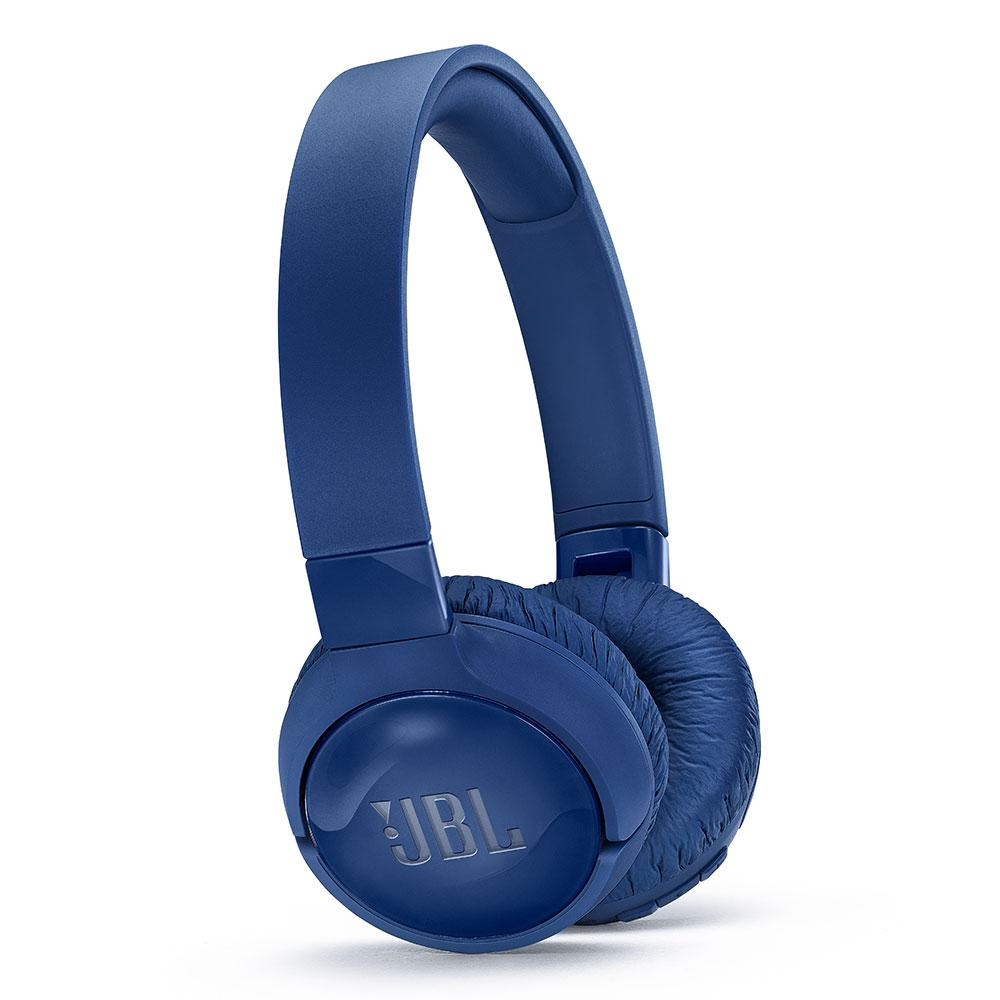 Billede af JBL TUNE T600BTNC - Bluetooth On-Ear Hovedtelefoner - Blå