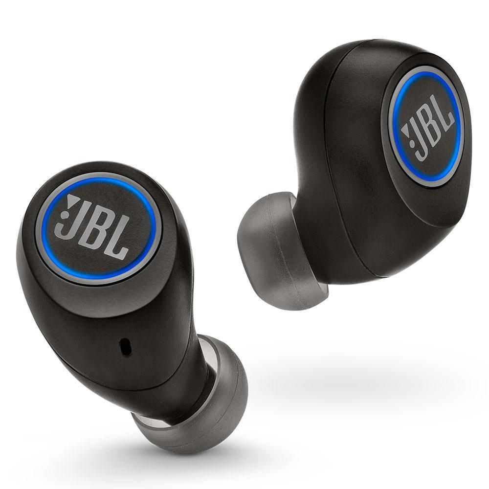 Billede af JBL Free Truly Wireless Trådløse Øretelefoner - Black