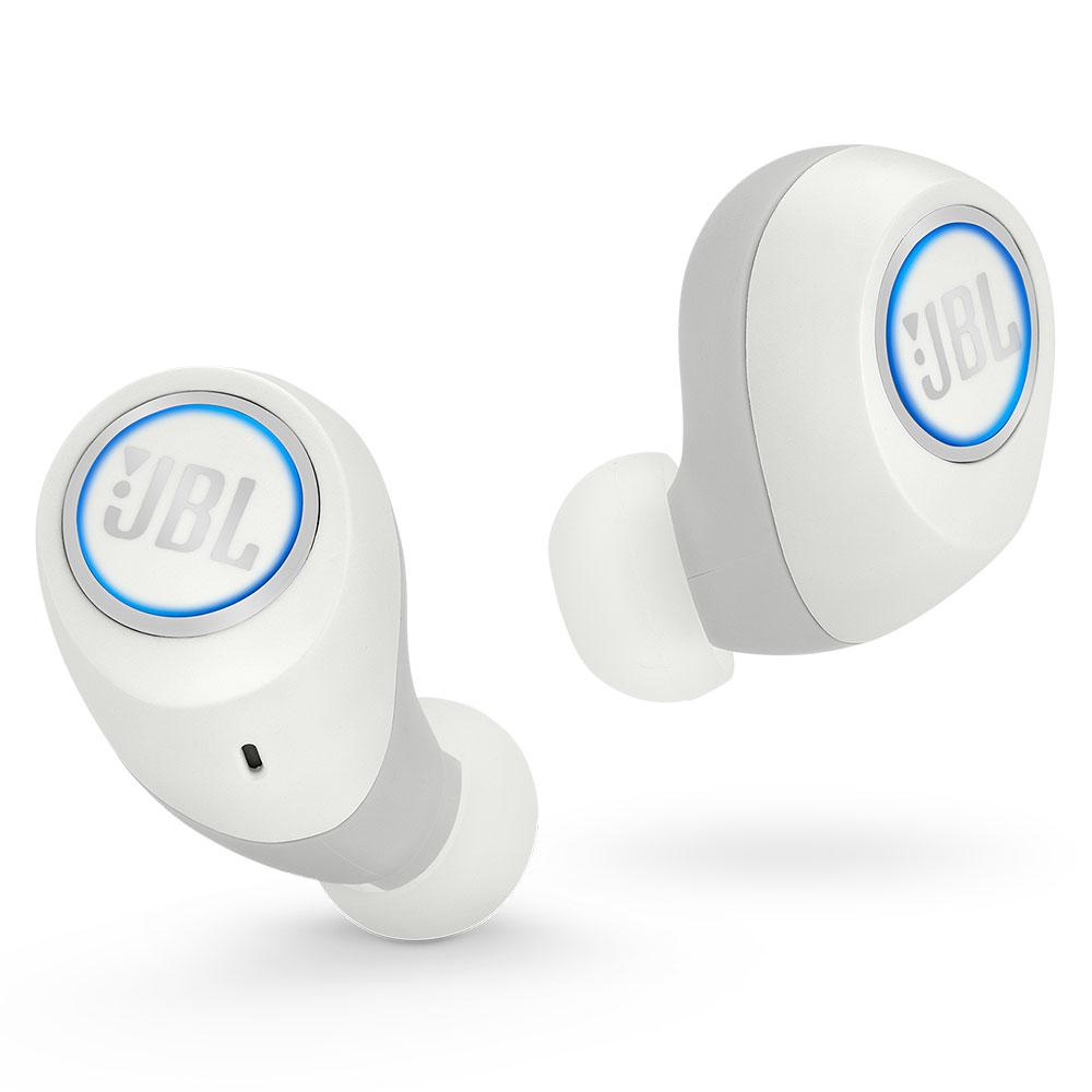 Billede af JBL Free Truly Wireless Trådløse Øretelefoner - White