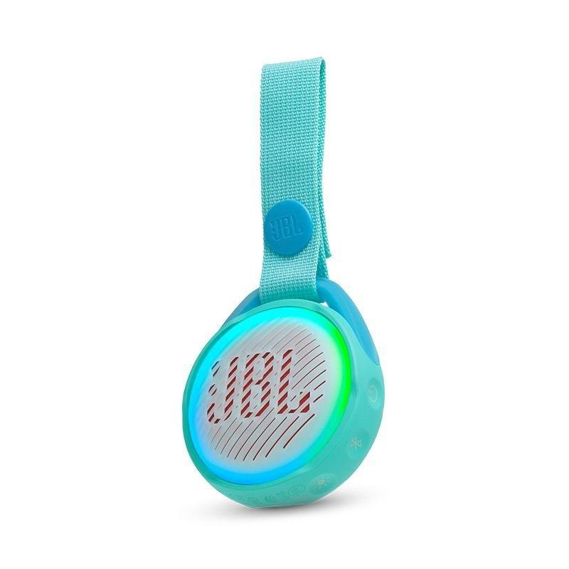 JBL JR POP – Kids Portable Bluetooth Speaker – Vandtæt Højttaler – Blå