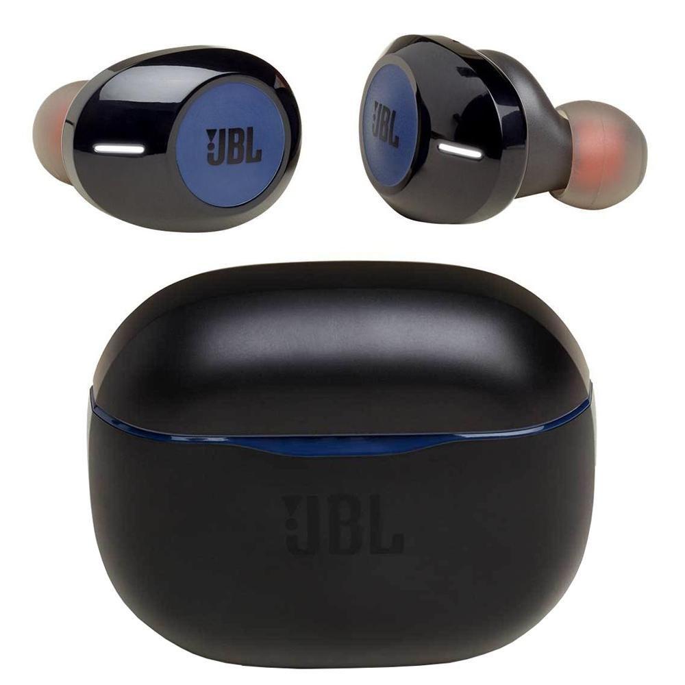 Billede af JBL Tune 120 TWS Truly Wireless In-Ear HeadPhones - Blue