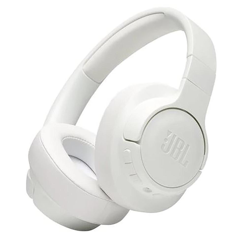 Billede af JBL Tune 750BT - Bluetooth Over-Ear Hovedtelefoner m. Noise Cancelling - Hvid