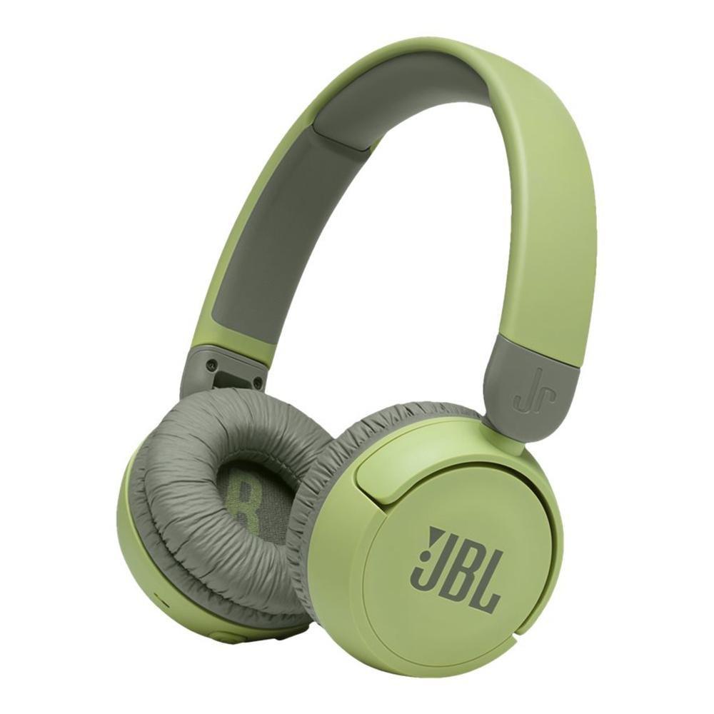 Billede af JBL JR300BT - Bluetooth Høretelefoner Til Børn - Grøn
