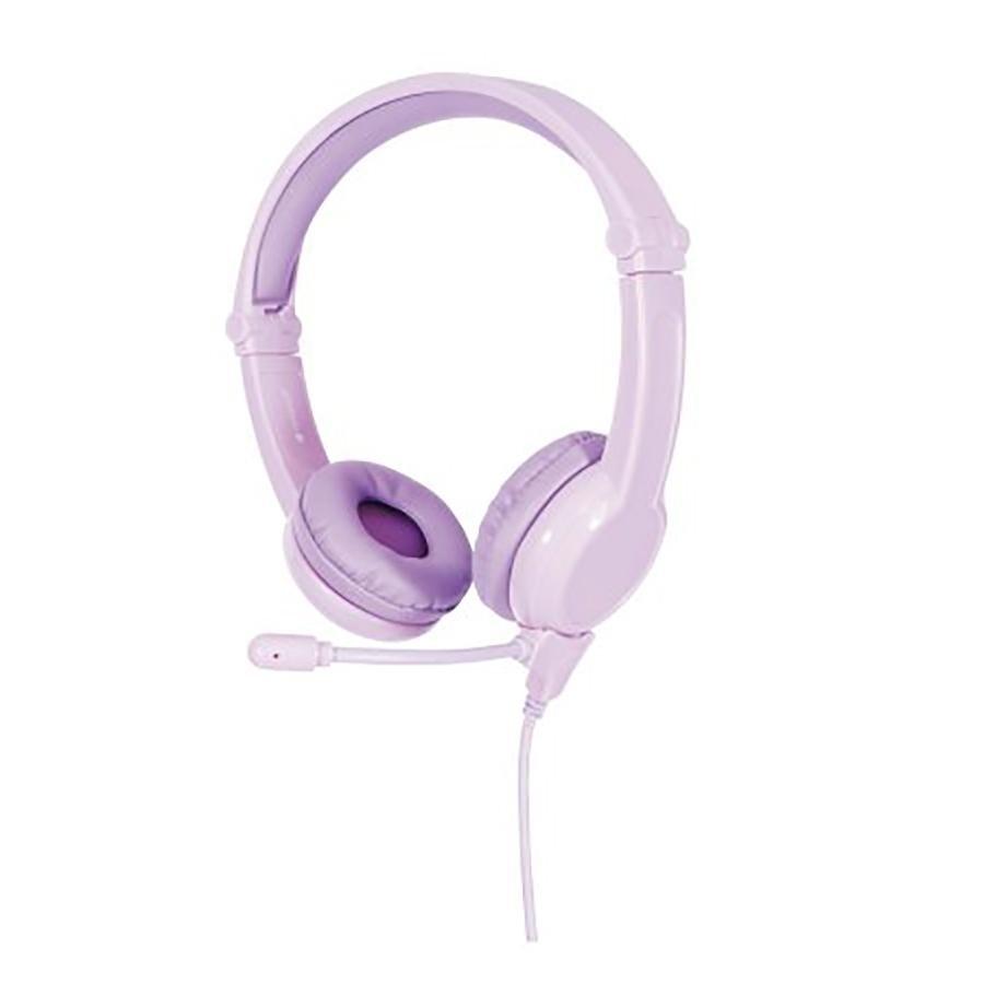 Billede af Buddyphones Gaming Høretelefoner Til Børn Lilla