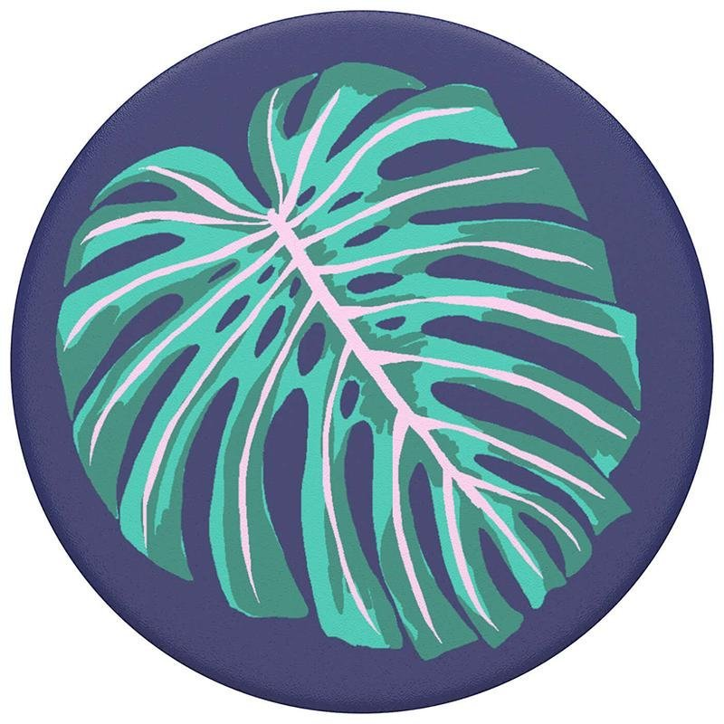 Image of   POPSOCKETS Palm Leaf POPTOP (Kun Løs Top)