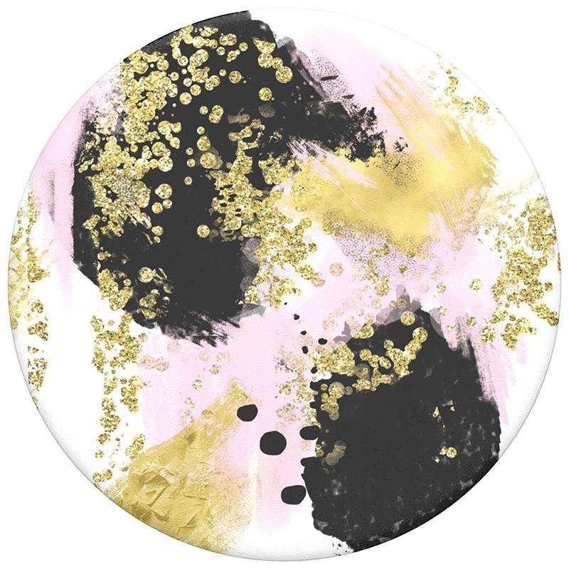 Image of   POPSOCKETS Gilded Glam POPTOP (Kun Løs Top)