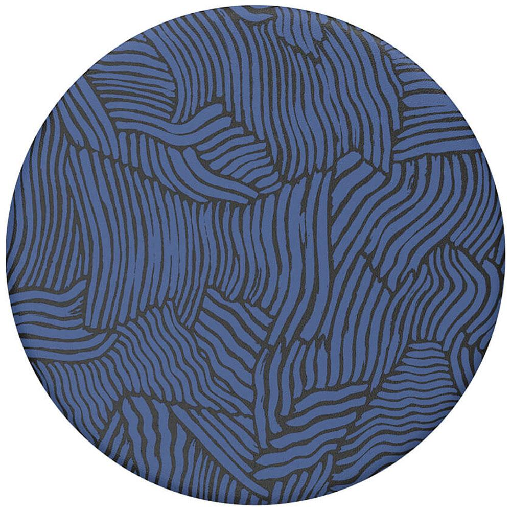Image of   POPSOCKETS Indigo Weave POPTOP (Kun Løs Top)