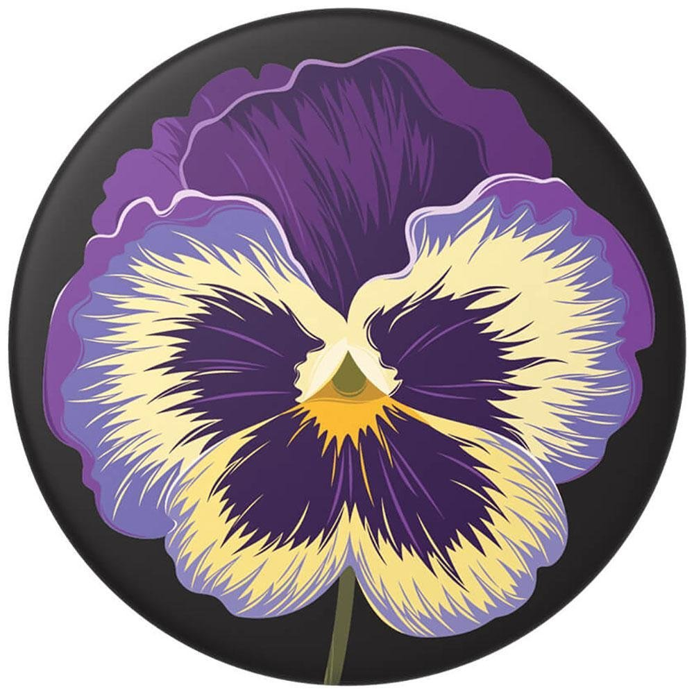 Image of   POPSOCKETS TOP Proud Pansy POPTOP (Kun Løs Top)