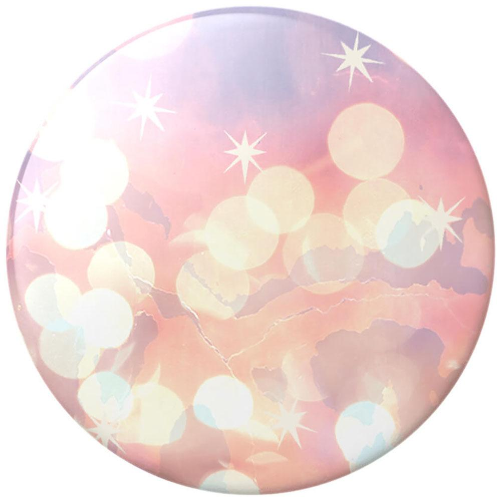 Image of   POPSOCKETS TOP Glam Bokeh POPTOP (Kun Løs Top)