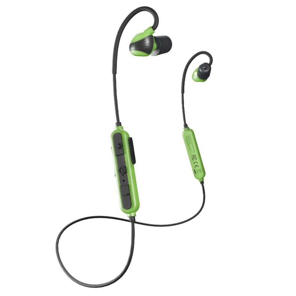 Billede af ISOtunes PRO 2.0 AWARE EN352 Trådløs Bluetooth Høreværn - Sort / Grøn