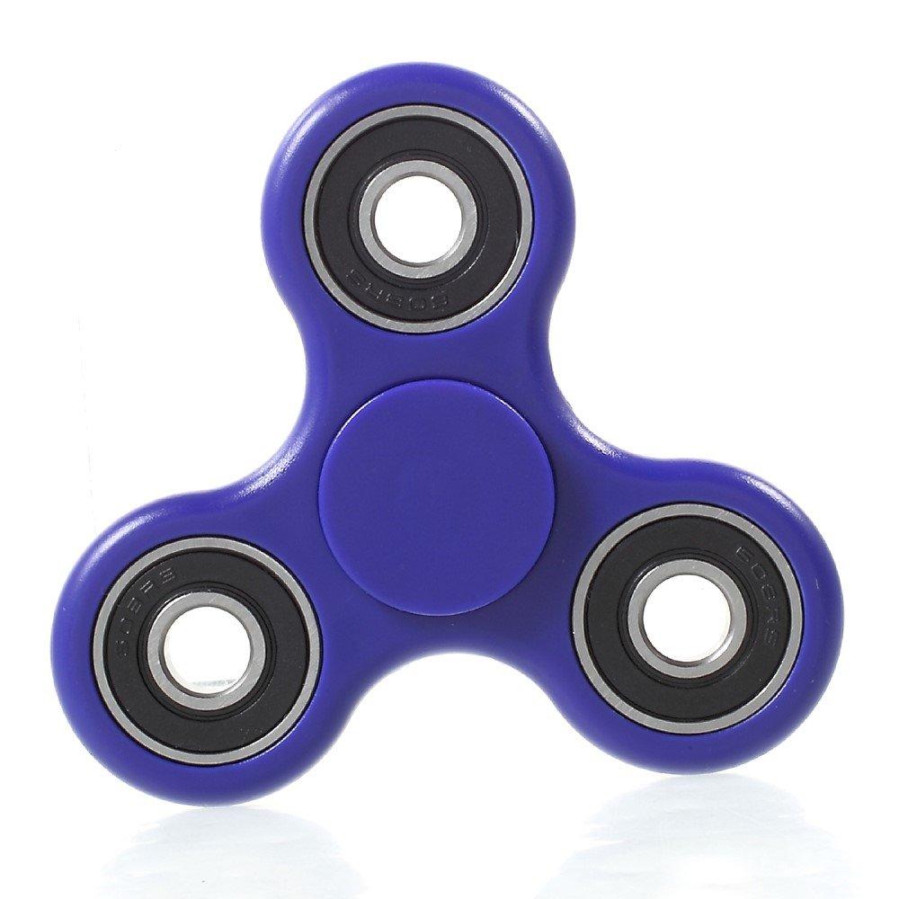 Image of   Fidget Spinner - Afstressende legetøj til alle - Blå