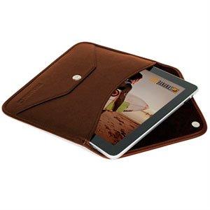 Image of   Apple iPad taske/etui Envelope V1 fra Cool Bananas - brun