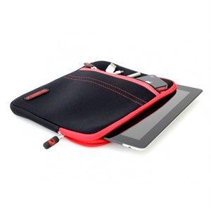 Image of   Apple iPad taske/etui RainSuit Stripes fra Cool Bananas - rød