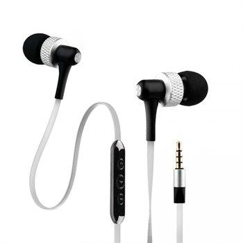 Billede af NoiseHush NX45 Stereo Høretelefoner Med Mikrofon - Hvid