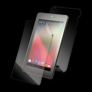 Image of Google Nexus 7 invisible SHIELD MAXIMUM beskyttelse