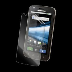 Image of Motorola Atrix invisible SHIELD skærmbeskyttelse