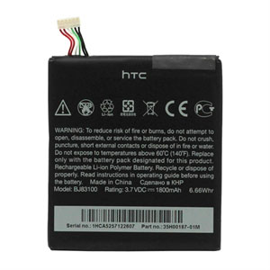 HTC One S Batterier