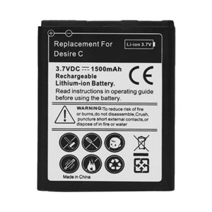 Image of HTC Desire C 1500mAh batteri
