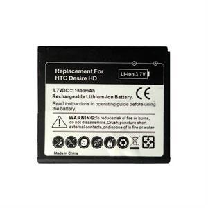 Image of HTC Desire HD 1600mAh batteri