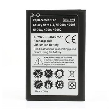 Image of   Samsung Galaxy Note 3 3500mAh Batteri