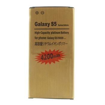 Image of   Samsung Galaxy S5/S5 Neo 4200mAh Højkapacitet Batteri