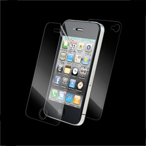 Image of   Apple iPhone 4 / 4S invisible SHIELD MAXIMUM beskyttelse