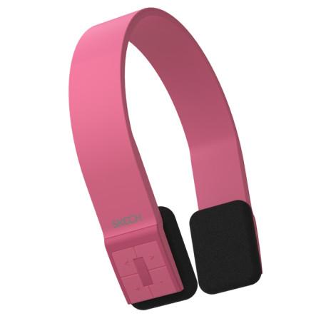 Image of Skech BluePulse Bluetooth Headset - Pink